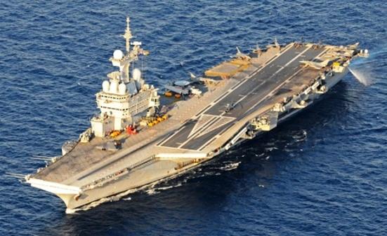 Γαλλικά ΜΜΕ: Το Charles de Gaulle κατευθύνεται στην Αν. Μεσόγειο