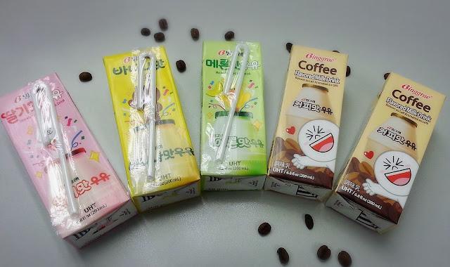 【♥ Binggrae ♥】Binggrae x LINE Friends咖啡奶登場喇