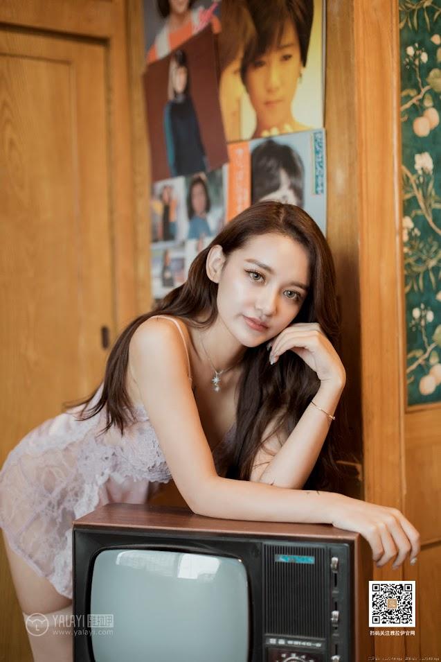 YALAYI雅拉伊 2019.08.22 No.377 刘子炀[41+1P526M]