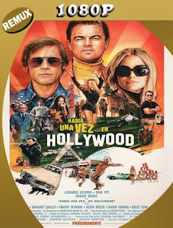 Once Upon a Time in… Hollywood (2019) [1080p] Latino [Google Drive] Panchirulo