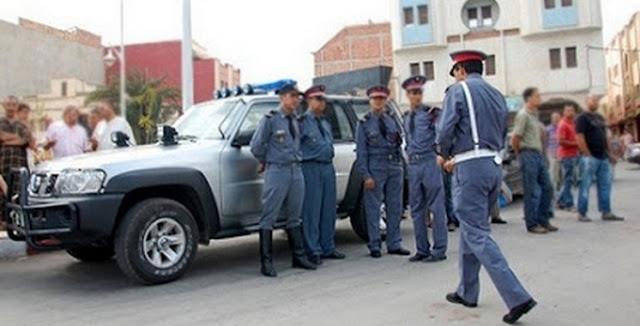 القضاء يتهم دركيا بحماية تجار مخدرات في إمنتانوت