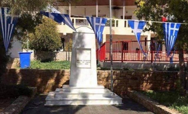 Καλλωπισμός στα ηρώα όλων των κοινοτήτων από τον ΔΟΠΠΑΤ και τον Δήμο Ναυπλιέων