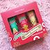 🎄 Trio pour les mains Happy Sweet Holiday de Tonymoly 🎄