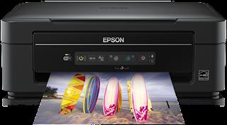 Télécharger Pilote Epson Stylus SX-235W Driver Installer Imprimante Gratuit