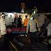 Ditinggal Tarawih, Rumah Milik Subandi Terbakar di Bagian Belakang