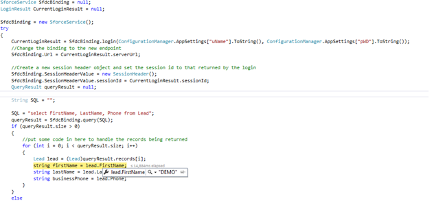 SDL Tridion with  NET: Salesƒorce Integration with SDL WEB8