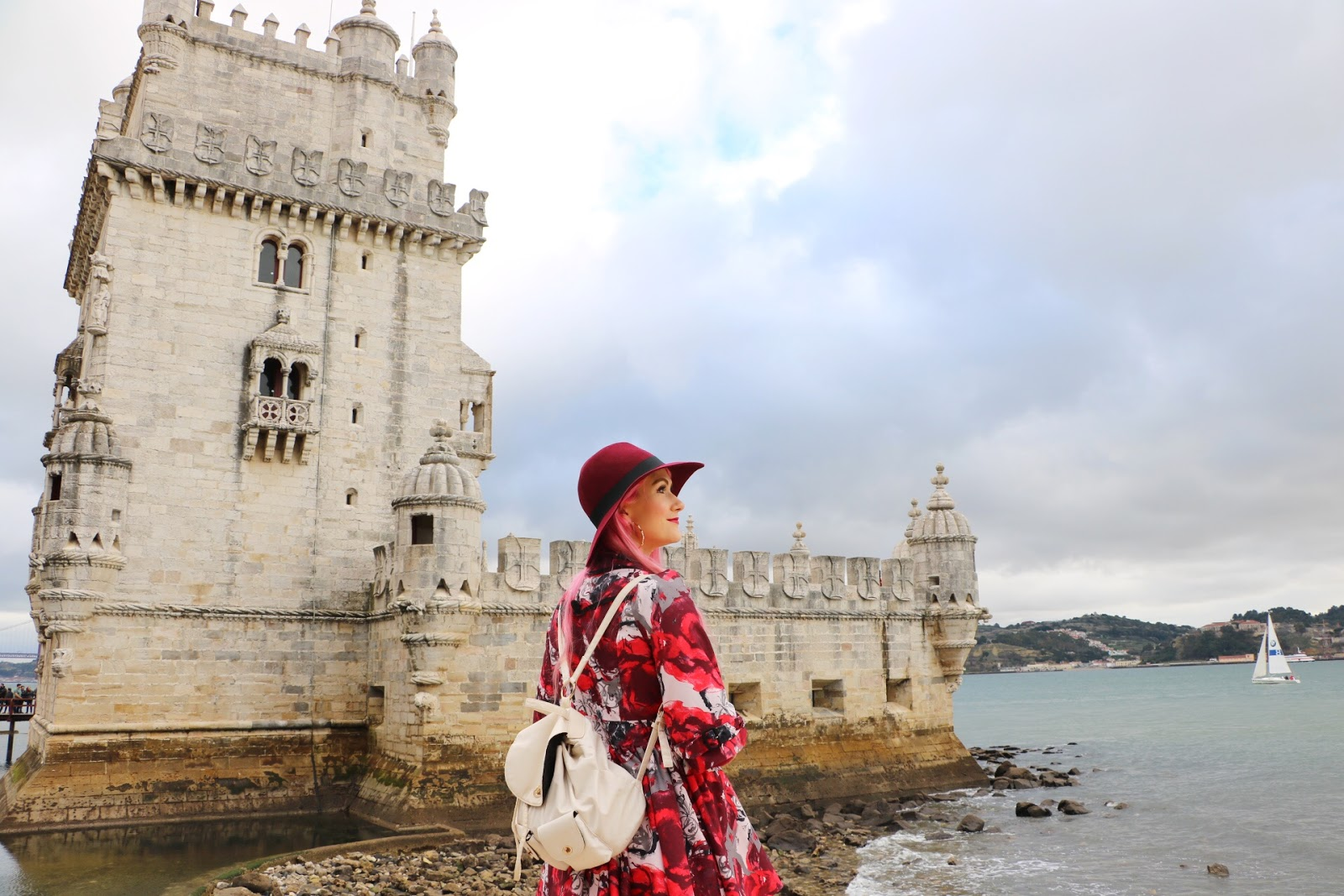 Travel Belém Tower, Portugal Lisbon