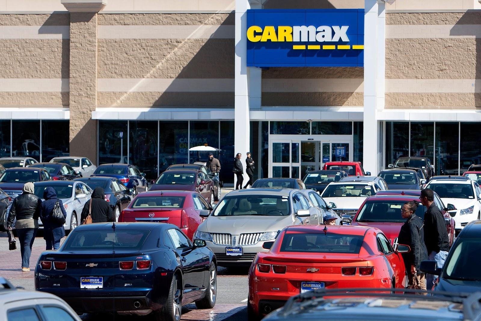 Car max online