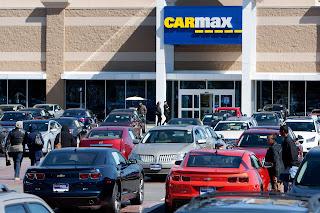 Carmax auto online loans