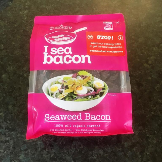 I Sea Bacon - the vegan alternative to Bacon