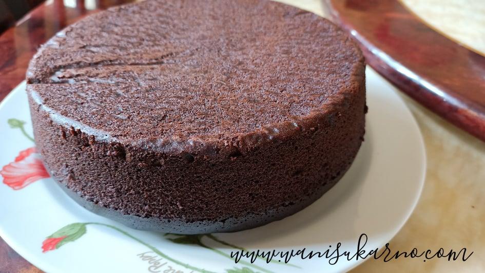 Resepi kek coklat moist kukus