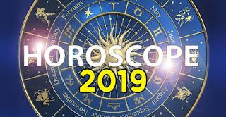 2019 Astrological Sign