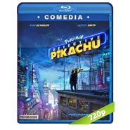 Detective Pikachu BRRIP (2019) 720p Audio Dual Latino-Ingles