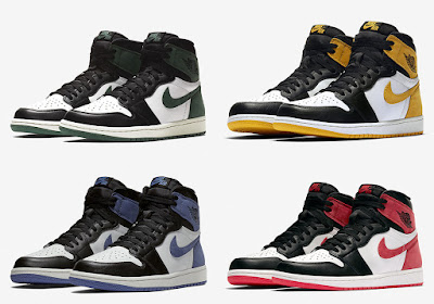 """new styles b8e87 af950 Air Jordan 1 """"Best Hand In The Game"""" Split Between North America And Europe"""