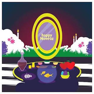 🎆 Parsi New Year 2021 Wishes In Hindi, English, Marathi   Parsi Navroz Mubarak Wishes With Images For WhatsApp & Facebook