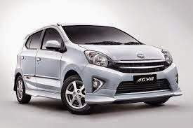 Info Layanan Kredit Mobil Toyota Agya Di Bandung