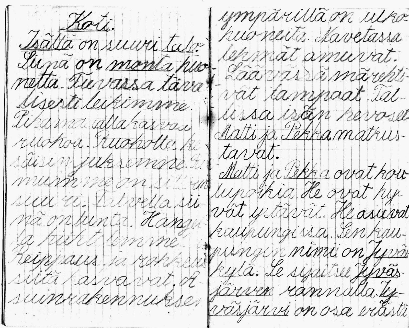 Kaunokirjoitus