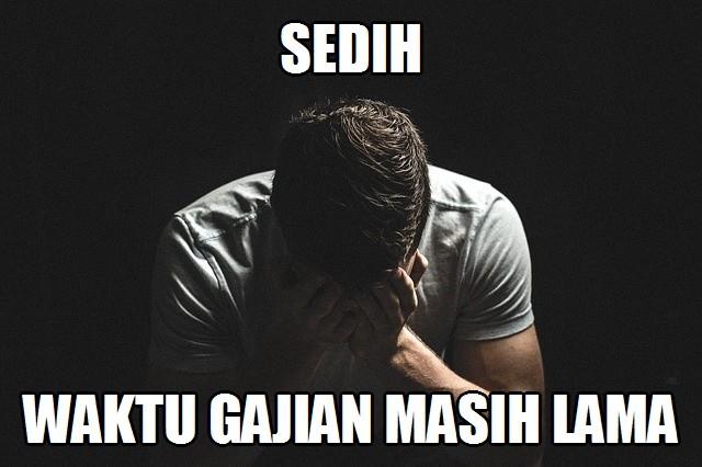 Meme Perasaan Sedang Bersedih