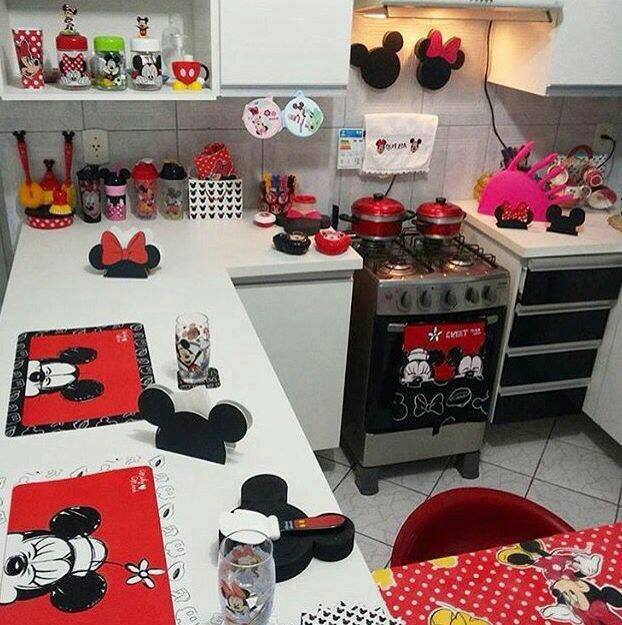 Decorating Ideas For Mickey Mouse Lovers