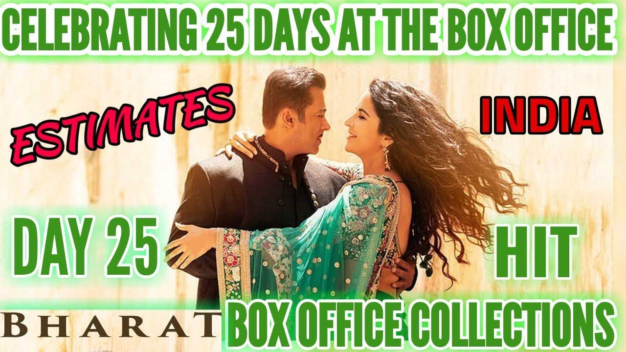 bharat, bharat box office collection, salman khan, katrina kaif