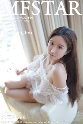 [MFStar模范学院] 2018.12.03 Vol.166 Jennanni_Jen [33+1P93M]