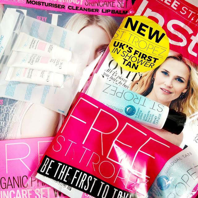 Magazine Freebies July 2015