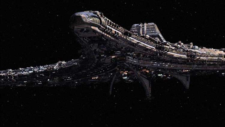 The Destiny in Stargate Universe (SGU)