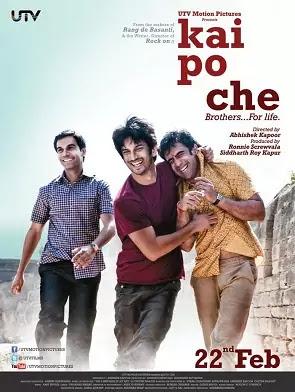 Kai Po Che Movie