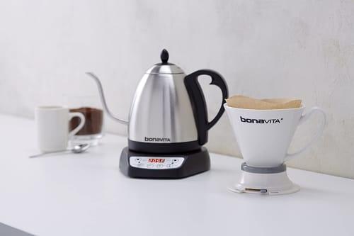 Bonavita 1.0L Variable Temperature Electric Kettle
