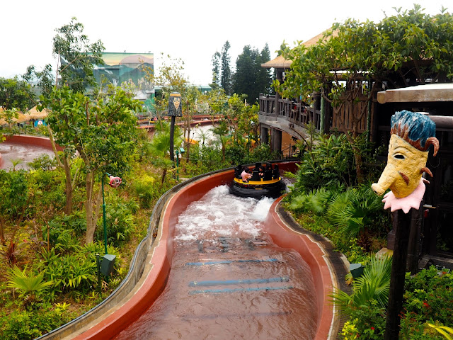 The Rapids, Ocean Park, Hong Kong