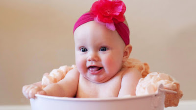 cute small baby girl images