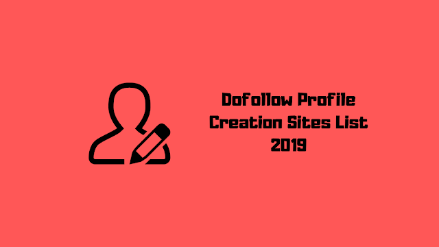 30 High PR Profile Creation Sites List In 2019!
