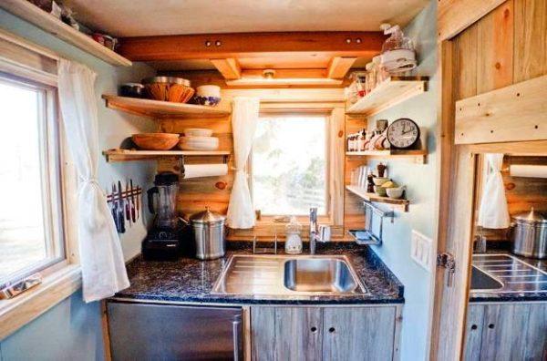 Что делать, если маленькая кухня является проблемой?