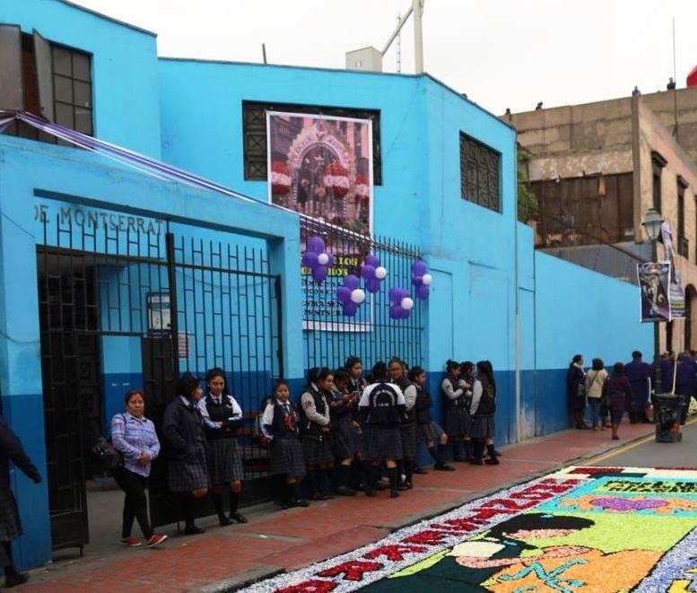 Colegio NUESTRA SEÑORA DE MONTSERRAT - Lima