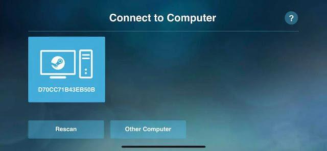 Hubungkan ke komputer
