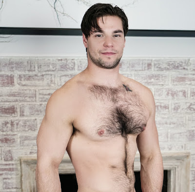 Hot Hariy Male Model Aspen