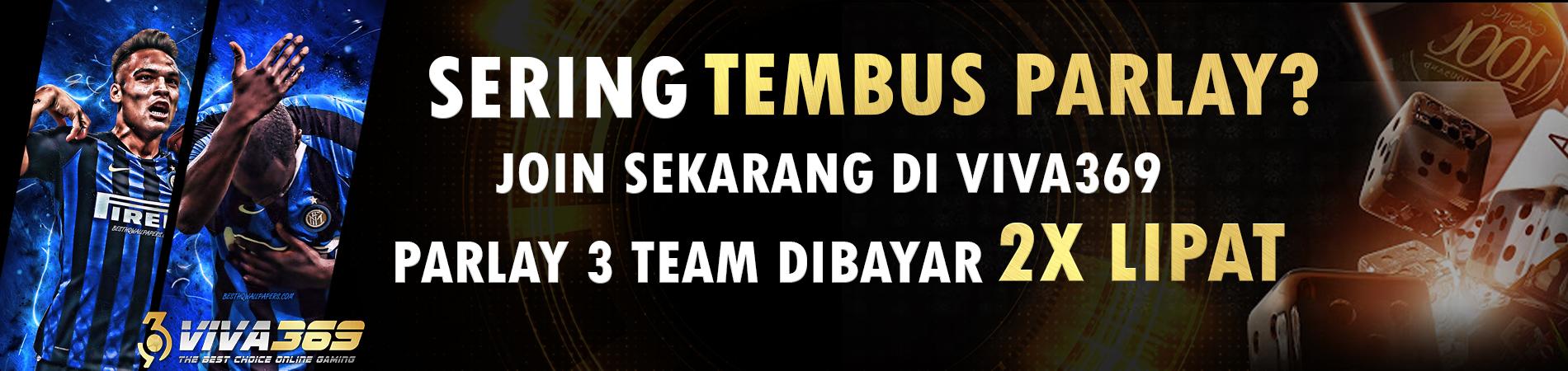 Mix Parlay 3 Team