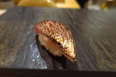 Kyoten Japanese Cuisine, sushi kamasu