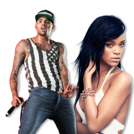 Chris Brown And Rihanna - 2017?