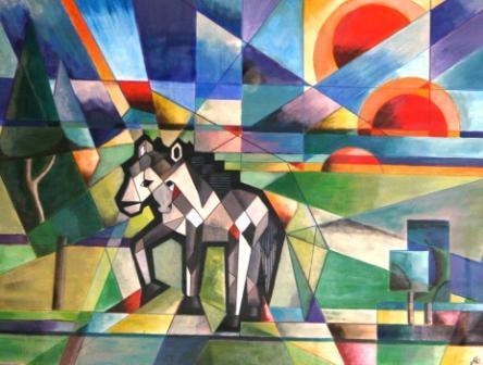 Lukisan Kubisme