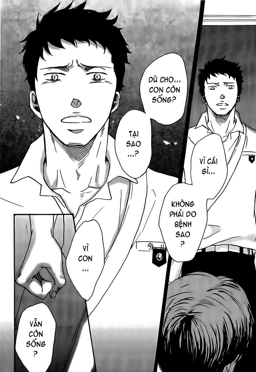 Trang 7 - Dù Thế Nào Em Vẫn Yêu Anh--7.3--[ShuShi Group] (- Yoneda Kou) - Truyện tranh Gay - Server HostedOnGoogleServerStaging