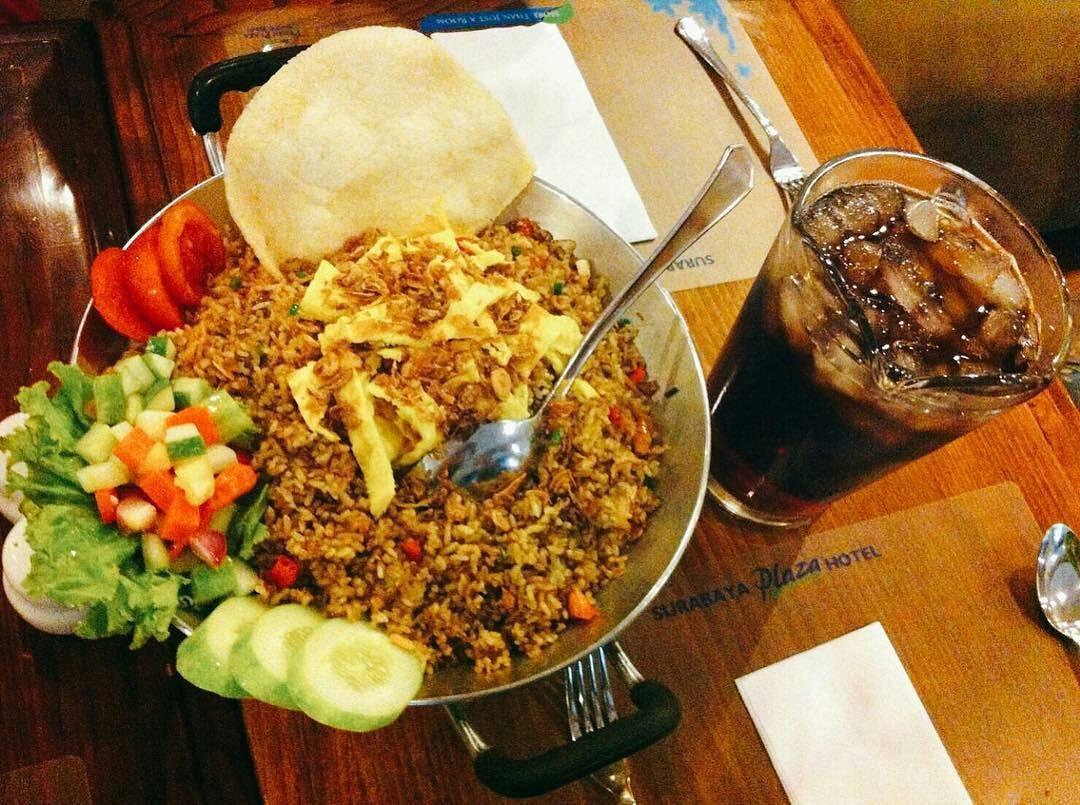 Wisata Kuliner Nasi Goreng Jancuk Surabaya