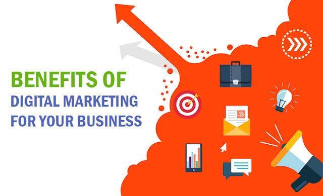 Benefits of Digital Marketing for Business