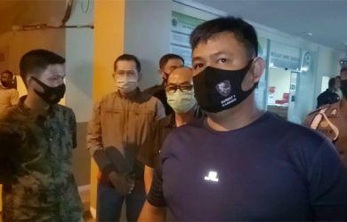 Polisi Cianjur Dibacok Geng Motor Saat Amankan HUT RI ke-75, Kepalanya Berdarah-darah
