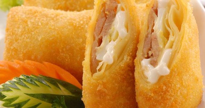 Resep Risoles Mayo Keju Komplit