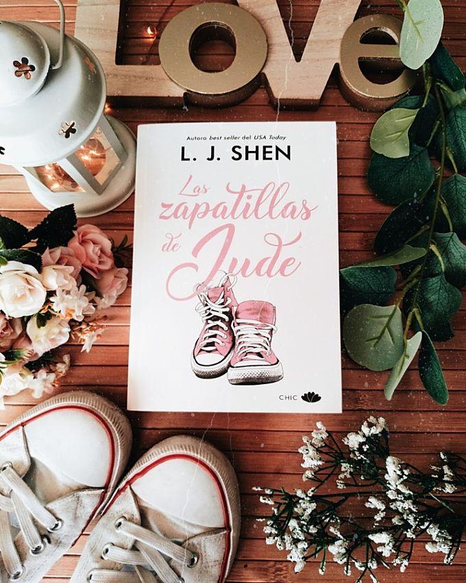 Foto del libro Las zapatillas de Jude de la autora L. J. Shen