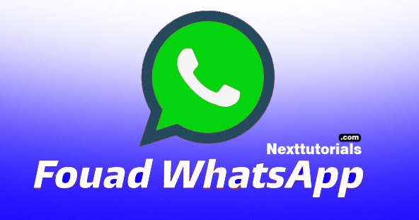 Download Fouad WhatsApp iOS ANTI-BAN Untuk Android - Next ...