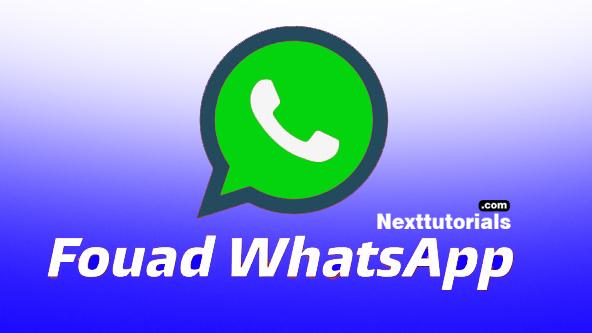 Fouad whatsapp new version