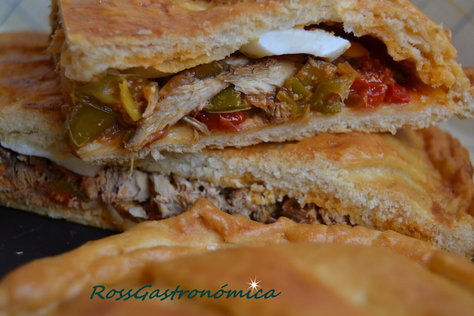 Empanada De Caballa