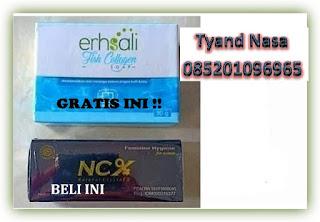 Beli 2 Pcs Crystal X FREE Erhsali Bebas Warna
